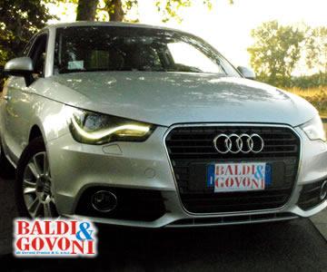 Impianto GPL Audi A1