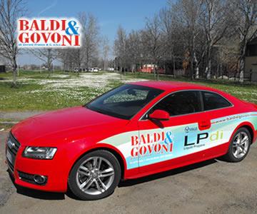 Impianto GPL Audi A5