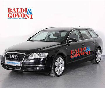 Impianto GPL Audi A6